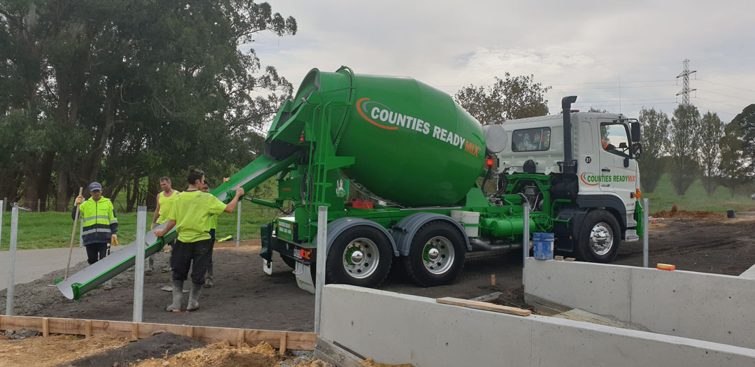 Image of Concreting Truck