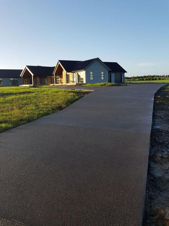 Wallen Concreting New Driveway